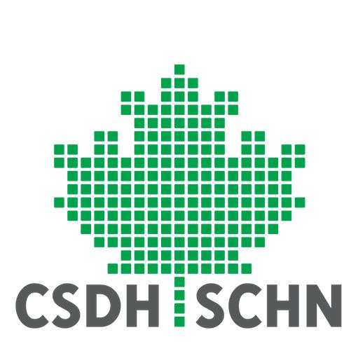 Logo for CSDH/SCHN the Canadian Society for Digital Humanities / Société canadienne des numanités numériques