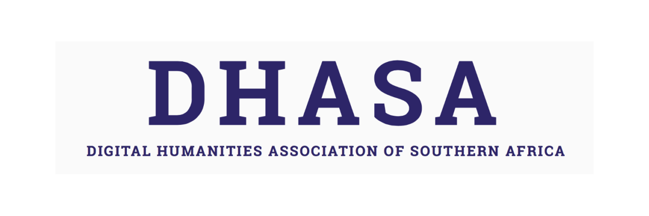 DHASA: Digital Humanities Association of Southern Africa